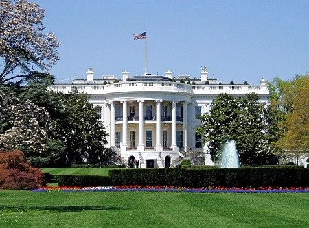 白宫 美国/(美国白宫(资料图))