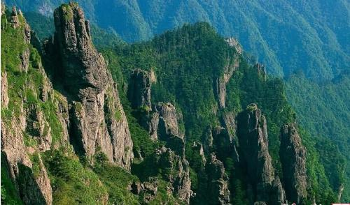 Zhuzhou's Shennong Valley Applies for National Eco-Tourism Demonstration Zone