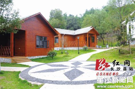 长沙县3家乡村旅游点在2014中国湖南旅游产业