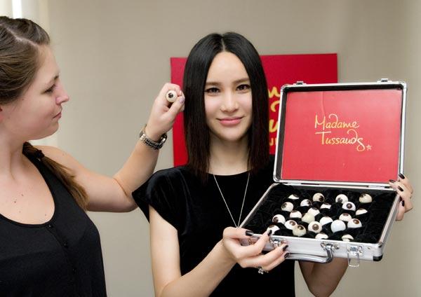 Wax museum to feature Shang Wenjie replica
