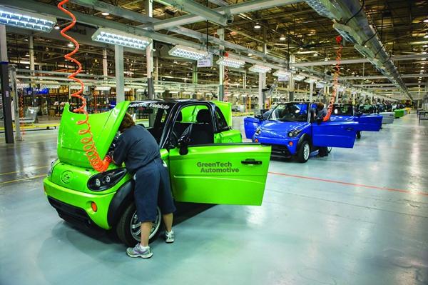 说特斯拉是土豪们的玩具,那么,积泰迈迈就是大学生都能买得起的电动车