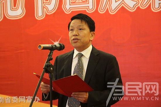 """刘大放:用廉政文化构建党员干部""""不想腐""""的崇高境界"""
