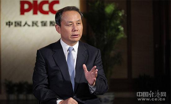 中国人民保险集团股份有限公司董事长 吴焰