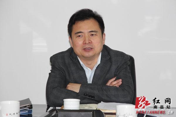 南县县委办组织第二次 干部集中学习日 活动
