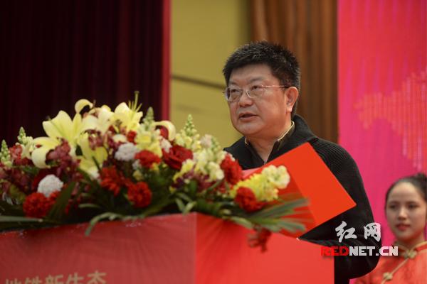 湖南出版投资控股集团有限公司总经理张天明,长沙市轨道交通集团有限