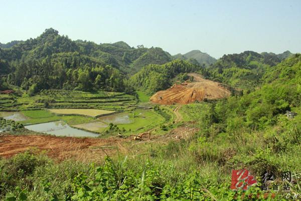 刘珍瑜调研吉首市部分情况项目建设信息招生渠县高中重点图片