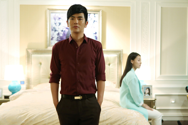 《妻子的谎言》破3收视新高 张晓龙魔性舞蹈慰观众