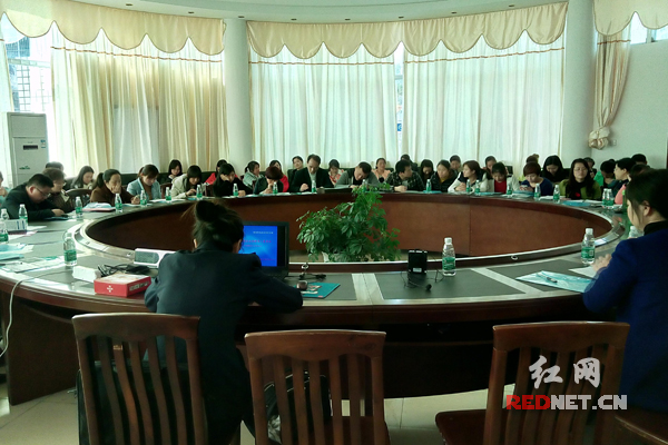 【长沙】浏阳地税第四分局网上纳税申报率提升