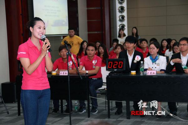 湖南文明旅游导游演讲及知识竞赛活动在湖南人民广播电台六楼演播大厅举行