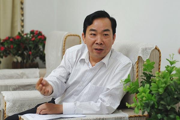 专访湖南农业大学党委书记周清明图片