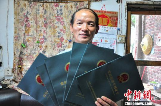 湖南桂阳县退休司机转行养泥鳅获6项专利