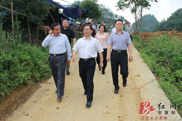 泰安:刘珍瑜现场进展重点项目调度情况毕业证吉首高中办理图片
