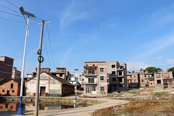 湖南新农村房屋图片