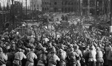 中国抗战地图 南京