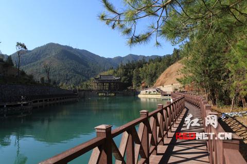 桂东三台山省级森林公园