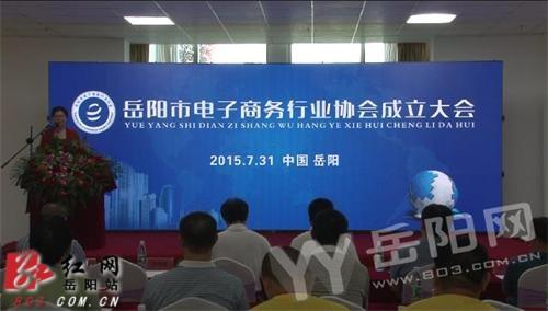 岳阳市电子商务行业协会创建