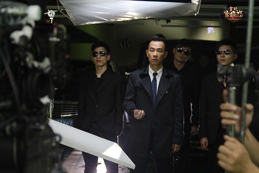 陈小春接拍微电影 疑似剧照大量曝光