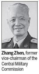 Zhang Zhen, last of the 1955 lieutenant generals, dies aged 101