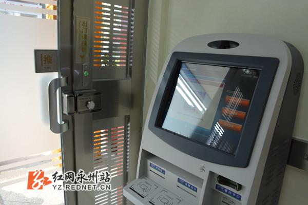 封闭式红外感应门,给予客户独立安全的空间