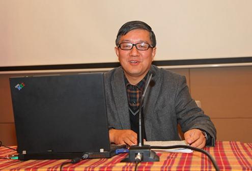 上海市社科联党组成员、专职副主席 刘世军