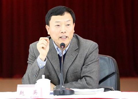 四川省社科联党组书记、副主席 赵英