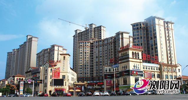 东润·万象城商住综合体经开区供图
