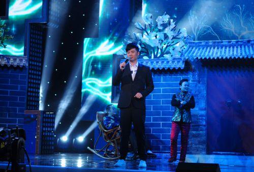 陈赫央视唱电影《一切都好》推广曲《一封家书》