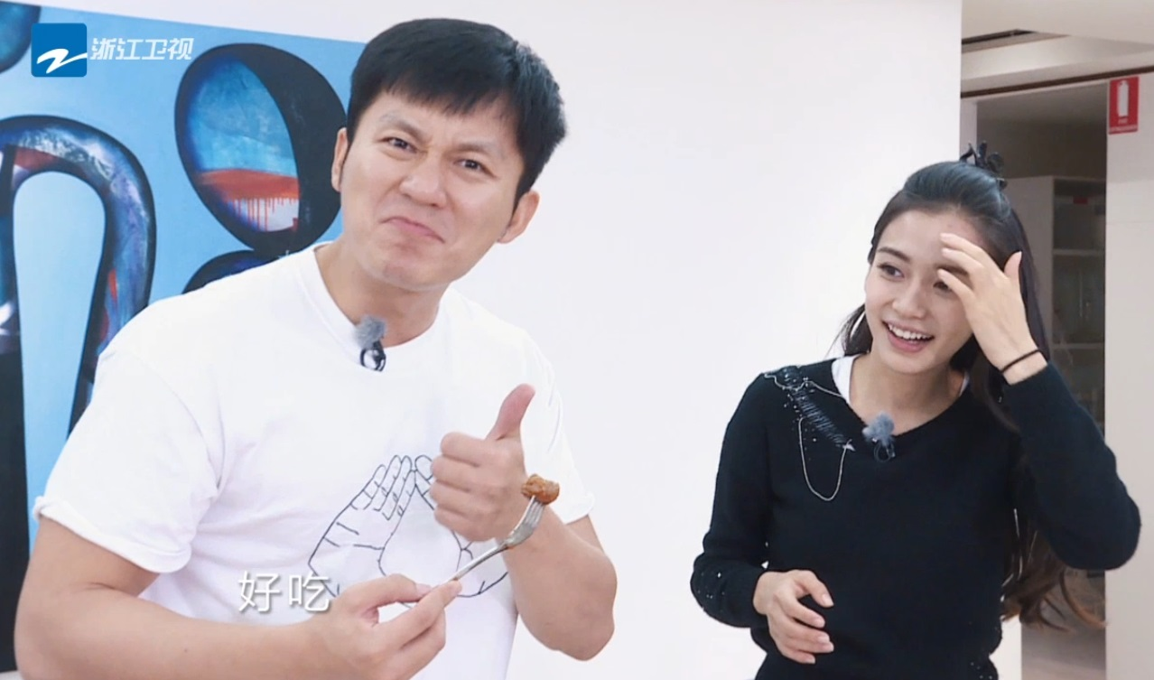 手绘地图·杭州李晨