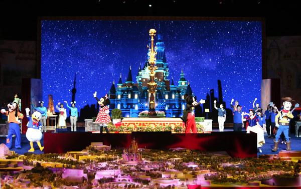 Shanghai Disney Resort to open on June 16