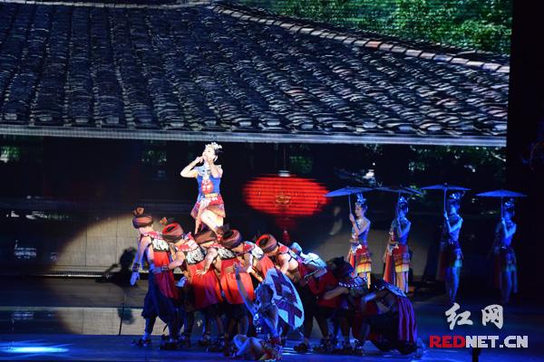 苗族歌舞黄桑姑娘