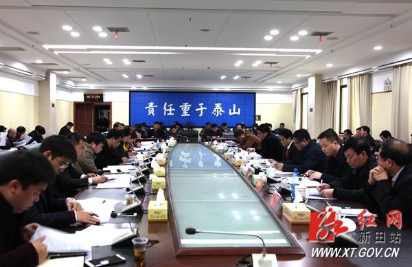 新田县委全会分组讨论 热议十三五规划