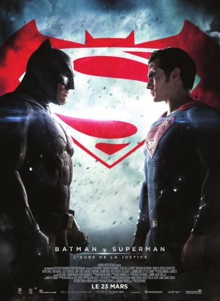 《蝙蝠侠大战超人:正义黎明》