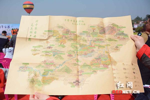 浏阳推出十大乡村旅游精品线路