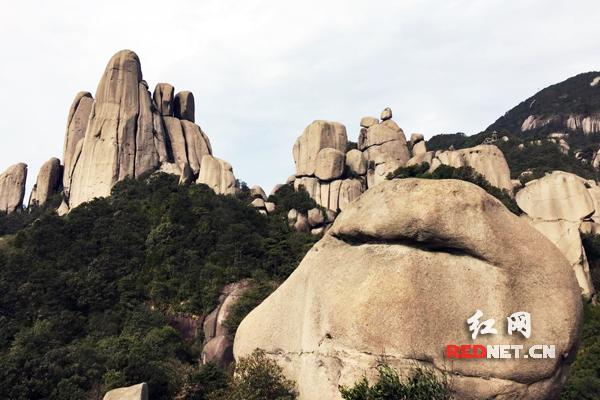 奇石异洞太姥山