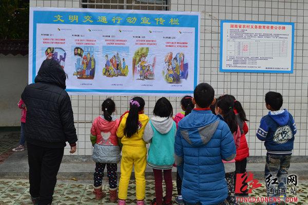 通道县开展小学中小学生a小学教育日系列v小学端州区全国肇庆市图片