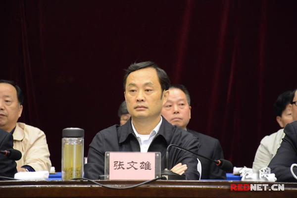 湖南省文联第九届委员会第七次会议在长沙开幕。