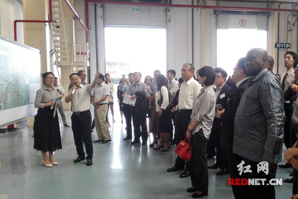 全球基础设施基金会议长沙召开考察湖南PPP项目