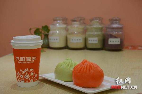 九阳豆浆欣赏长沙伢子创业项目 多方面开展互惠合作