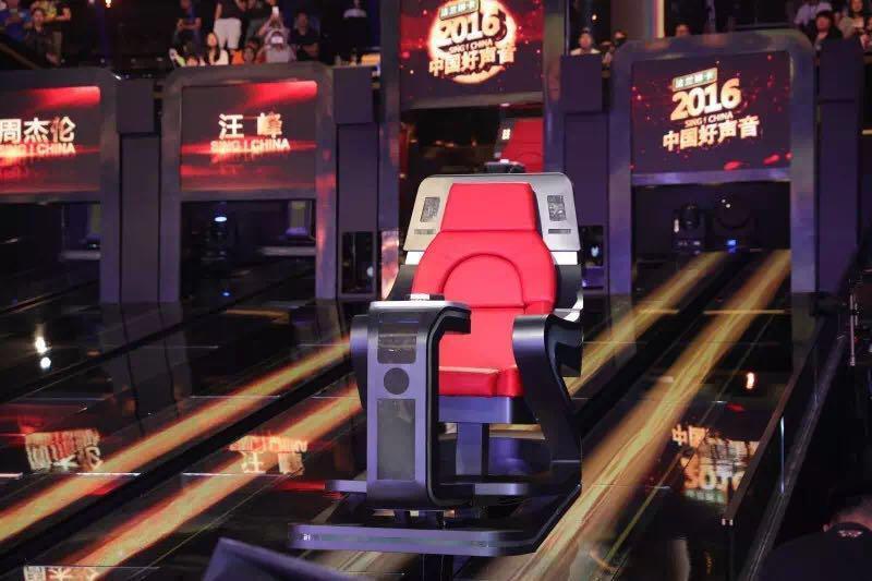 2016《中国好声音》转椅变战车 英文名改为《sing!china》图片