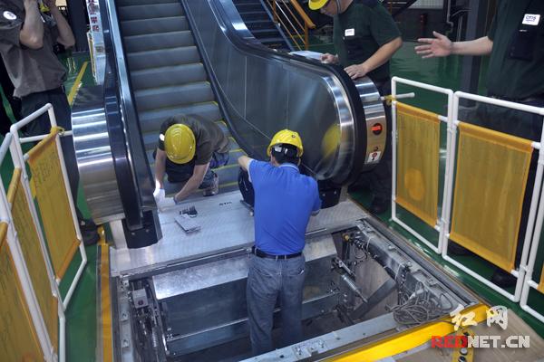 奥的斯在华首个电梯实训中心湘潭揭幕 校企合作共筑安全保障关