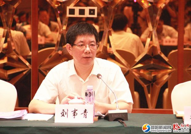 今年上半年邵阳市330个重点项目完成投资236