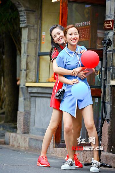 江一燕自认性格内向交友难 与谢娜陈乔恩意外成闺蜜