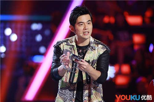 《中国新歌声》周杰伦战队进入五强争霸战环节