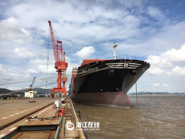 转型升级优化工艺流程 智慧制造改变浙江船舶工业