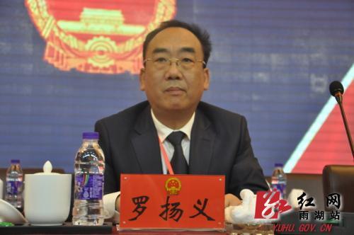 湘潭市雨湖区人大六届一次会议召开预备会议