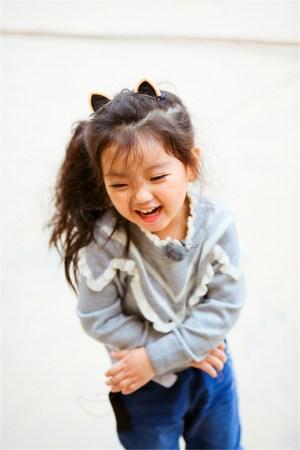 精灵可爱的阿拉蕾,小小年纪就成为一枚时尚咖,最经典的双马尾
