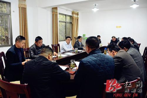 王永红走访慰问湘潭市鹤岭镇困难群众