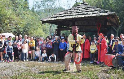 梅山生态园祭祀活动