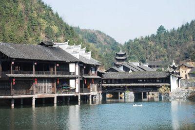 梅山文化生态园