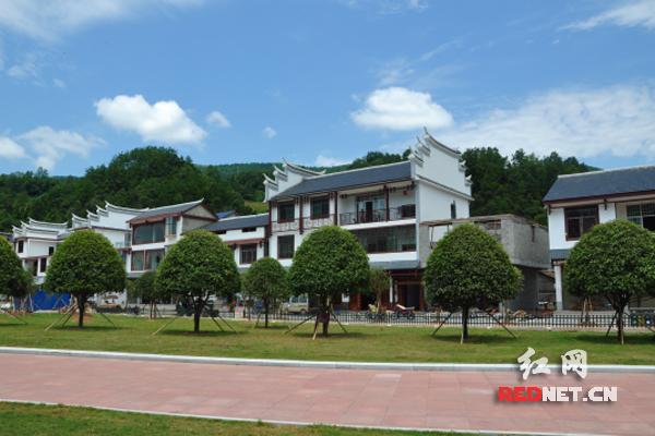 泉峪村:美丽乡村红色旅游窗口